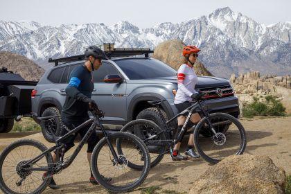 2019 Volkswagen Atlas Basecamp concept 7