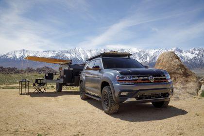 2019 Volkswagen Atlas Basecamp concept 10