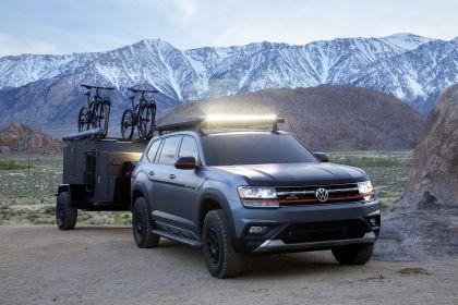 2019 Volkswagen Atlas Basecamp concept 17