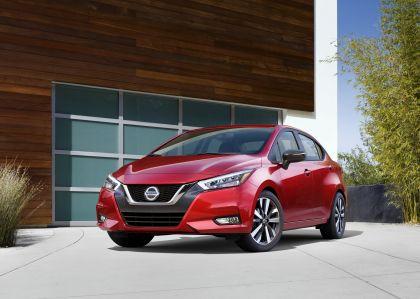 2020 Nissan Versa SR 1