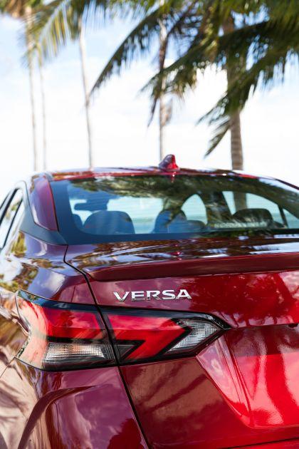 2020 Nissan Versa SR 11