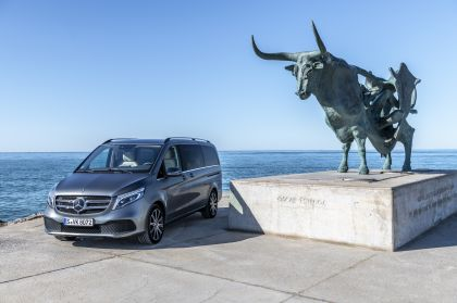 2020 Mercedes-Benz V-klasse 13