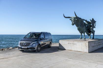 2020 Mercedes-Benz V-klasse 14