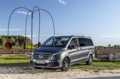 2020 Mercedes-Benz V-klasse 17