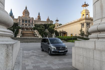 2020 Mercedes-Benz V-klasse 23