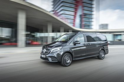 2020 Mercedes-Benz V-klasse 45