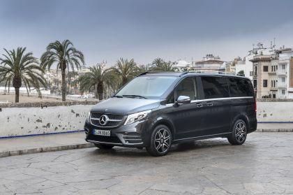 2020 Mercedes-Benz V-klasse 50