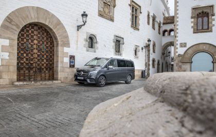 2020 Mercedes-Benz V-klasse 55