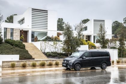 2020 Mercedes-Benz V-klasse 60