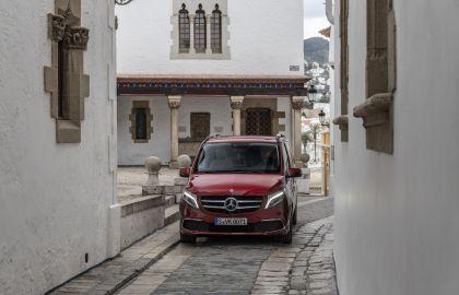 2020 Mercedes-Benz V-klasse 91