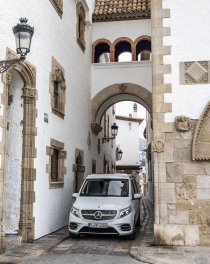 2020 Mercedes-Benz V-klasse 110