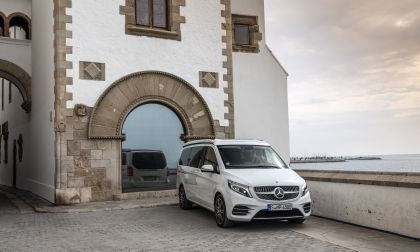 2020 Mercedes-Benz V-klasse 111