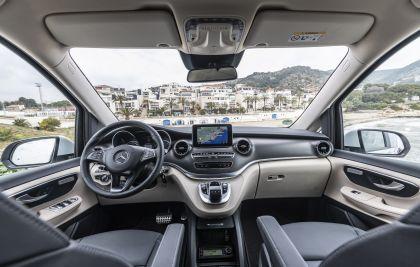 2020 Mercedes-Benz V-klasse 120