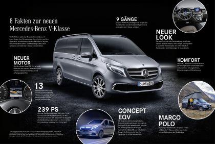 2020 Mercedes-Benz V-klasse 142