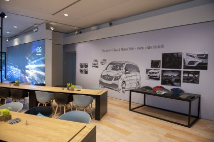 2020 Mercedes-Benz V-klasse 157