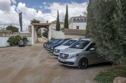 2020 Mercedes-Benz V-klasse 158