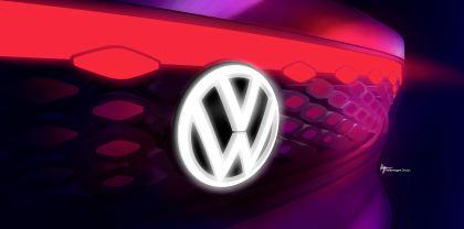 2019 Volkswagen ID. Roomzz concept 22