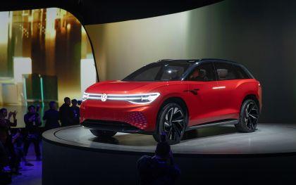 2019 Volkswagen ID. Roomzz concept 56