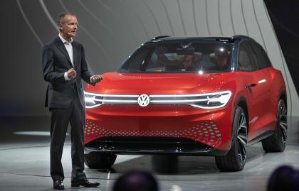 2019 Volkswagen ID. Roomzz concept 57