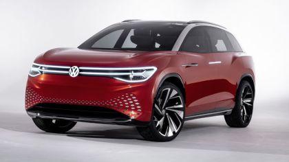 2019 Volkswagen ID. Roomzz concept 3
