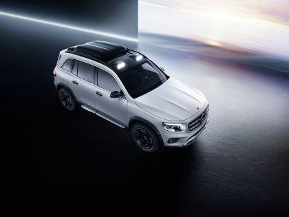 2019 Mercedes-Benz Concept GLB 6