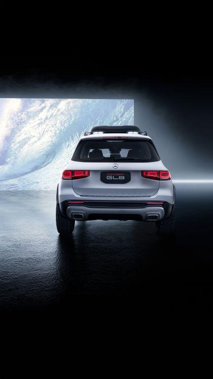 2019 Mercedes-Benz Concept GLB 13
