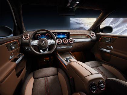 2019 Mercedes-Benz Concept GLB 14