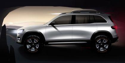 2019 Mercedes-Benz Concept GLB 22