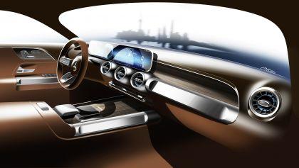 2019 Mercedes-Benz Concept GLB 24
