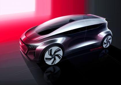 2019 Audi AI:ME concept 50