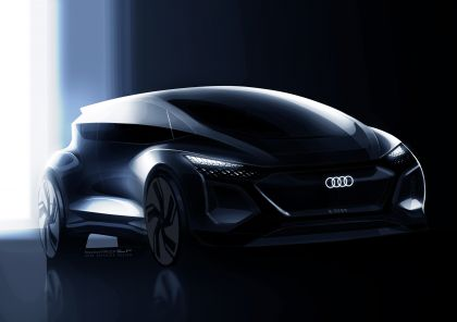2019 Audi AI:ME concept 58