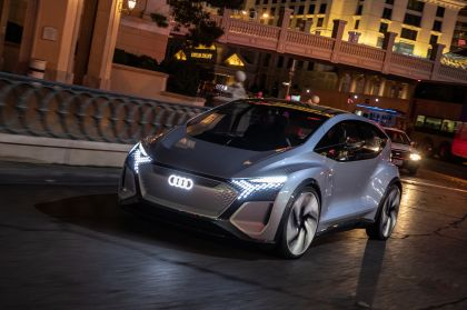 2019 Audi AI:ME concept 96