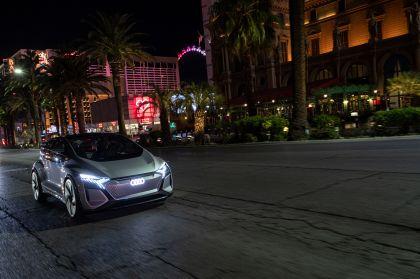2019 Audi AI:ME concept 100