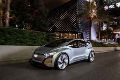 2019 Audi AI:ME concept 110
