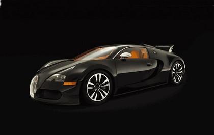 2008 Bugatti Veyron 16.4 Sang noir 1