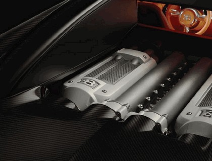 2008 Bugatti Veyron 16.4 Sang noir 7