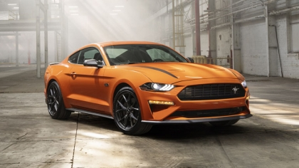 2020 Ford Mustang EcoBoost High Performance Package 9