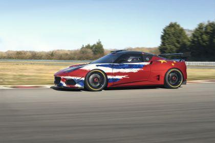 2019 Lotus Evora GT4 concept 2