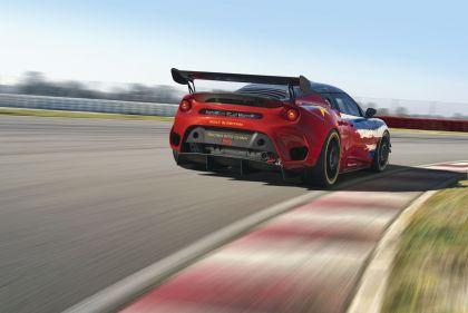2019 Lotus Evora GT4 concept 4