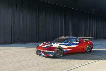 2019 Lotus Evora GT4 concept 5