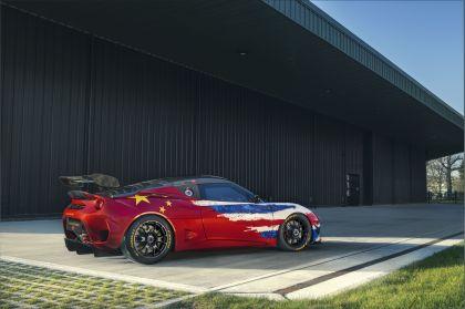 2019 Lotus Evora GT4 concept 6