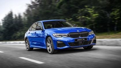 2020 BMW 3er ( G20 ) LWB 3