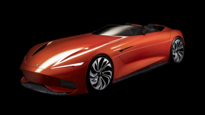 2020 Karma SC1 Vision Concept 1