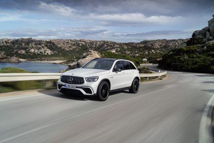 2020 Mercedes-AMG GLC 63 S 4Matic+ 3