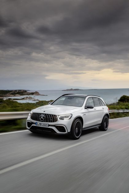 2020 Mercedes-AMG GLC 63 S 4Matic+ 4