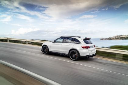 2020 Mercedes-AMG GLC 63 S 4Matic+ 5