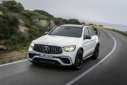 2020 Mercedes-AMG GLC 63 S 4Matic+ 17