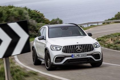 2020 Mercedes-AMG GLC 63 S 4Matic+ 18