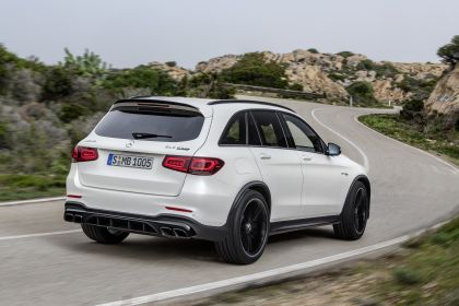 2020 Mercedes-AMG GLC 63 S 4Matic+ 19