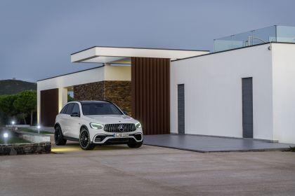 2020 Mercedes-AMG GLC 63 S 4Matic+ 22